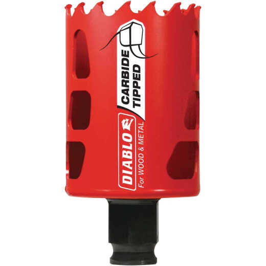 Diablo 1-7/8 In. Carbide-Tipped Hole Saw