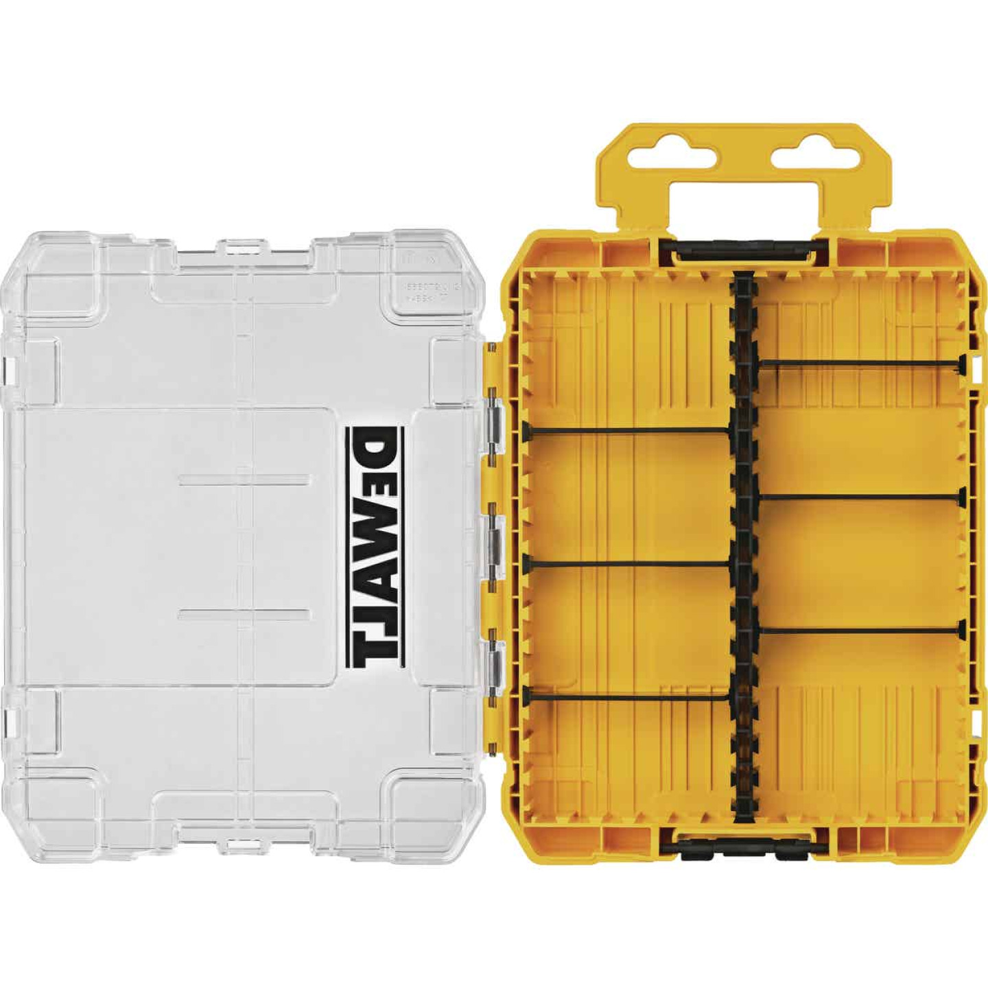 DeWalt Medium Size Tough Storage Case Set Image 1